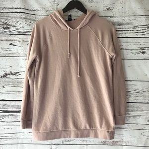 Forever 21 Sweaters - Pale Pink Soft Hoodie